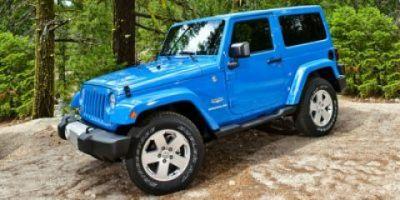 2016 Jeep Wrangler Sport (Hydro Blue Pearlcoat)