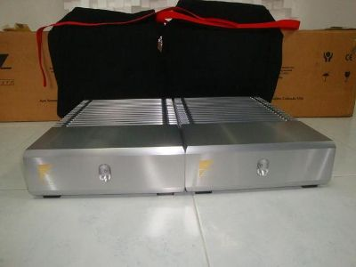 Ayre MX-R in Silver power lifiers $2200