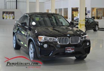 2015 BMW X4 AWD X-Drive 2.8i