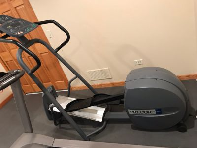 PRECOR Elliptical EFX 5.17i