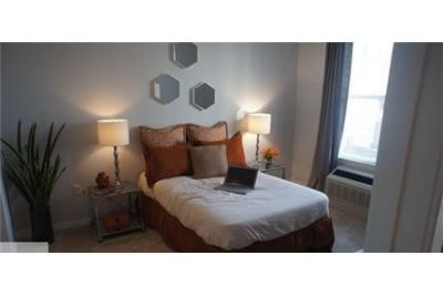 This rental is a East Rutherford apartment Meadowlands Plaza.