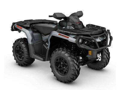 2016 Can-Am Outlander XT 650 Utility ATVs Adams Center, NY