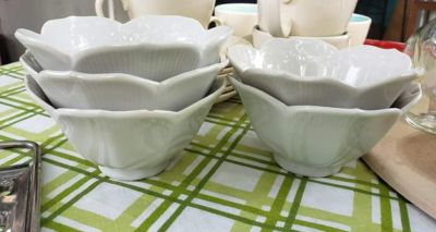 Small vintage serving dishes 5 total