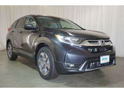 2019 Honda CR-V (Gunmetal Metallic)