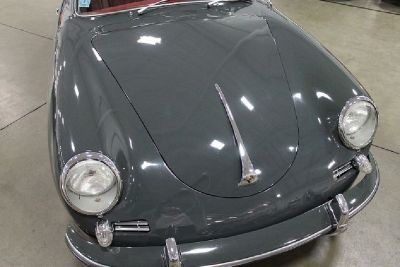 1961 Porsche 356 Karmann Coupe