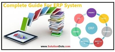 ERP Software Solution Available for Slae