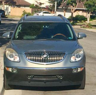 2008 Buick Enclave TOW CAR