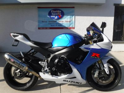 2014 Suzuki GSX-R750 Sport Motorcycles Stuart, FL