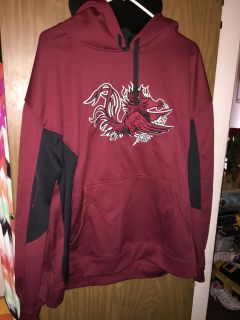 XL gamecock hoodie