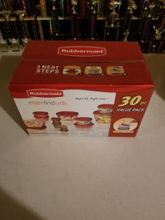 Brand new in box storage containers. Cross posted