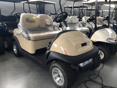 2018 Club Car Villager 2 Electric Golf Golf Carts Lakeland, FL