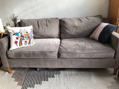 Like New West Elm Paidge Sofa