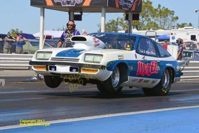 1978 chevy monza supergas drag car