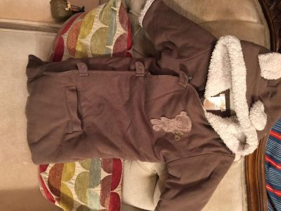 Winter gear for baby 3-6 m