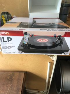 Turntable Conversion System