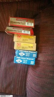 For Sale/Trade: 338 Lapua Ammo and Brass