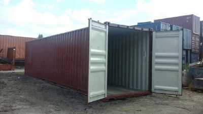 STORAGE PODS- CARGO CONTAINERS