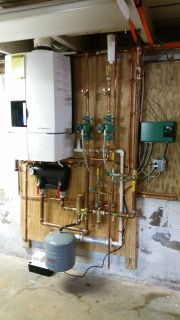FURNACE REPAIR AND INSTALL