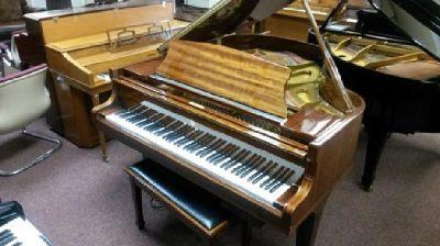 Story & Clark Grand Piano