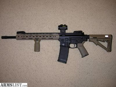 For Sale: S&W Smith and Wesson M&P 15t AR15, Upgraded