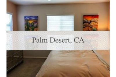 Beautiful Palm Desert Townhouse for rent