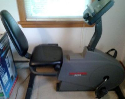 $50 ProForm Exercise bike
