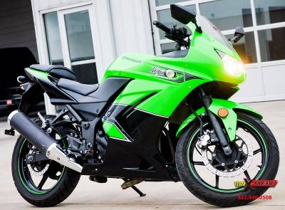2011 Kawasaki Ninja 250R Sport Motorcycles Houston, TX