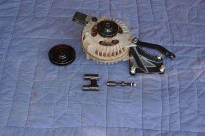 Find Mopar Big Block Alternator Bracket Set 1967 - 1972 W Long Adjustment Bracket motorcycle in Loomis, California, United States, for US $69.00