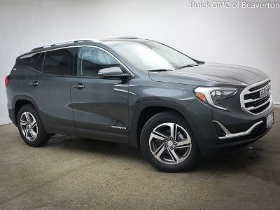 2018 GMC Terrain SLT (GRAPHITE GRAY METALLIC)