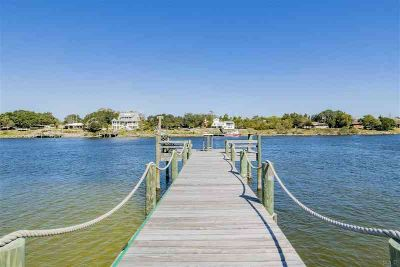 13942 River Rd Perdido Key Five BR, Rare piece with over 2 acres