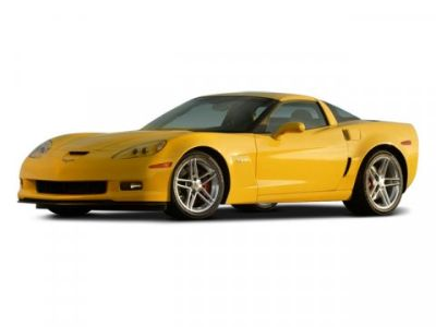 2008 Chevrolet Corvette Z06 (Black)
