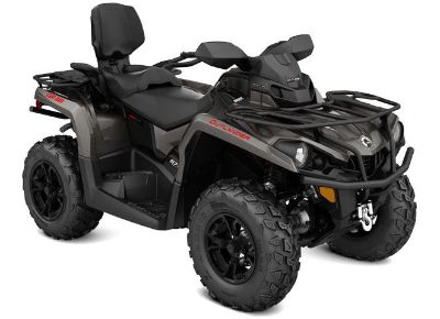 2018 Can-Am Outlander MAX XT 570 Utility ATVs Eugene, OR