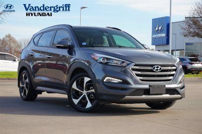 2018 Hyundai Tucson Limited (Coliseum Gray)