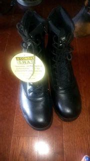 S.W.O.T boots