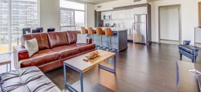 Spacious 2BR Apartments in Portland's Pearl District