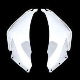 Buy YAMAHA 08-14 FX NYTRO 2008-2014 WHITE WINDSHIELD SIDE DEFLECTOR KIT motorcycle in Maumee, Ohio, US, for US $58.89