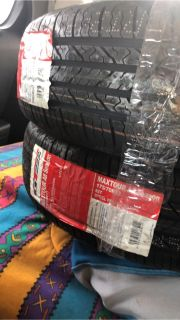 2 Brand New GT Radial MaxTouring All Season tires