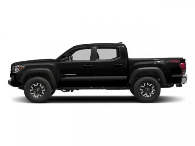 2018 Toyota Tacoma TRD Off Road Double Cab 5' Bed (Midnight Black Metallic)