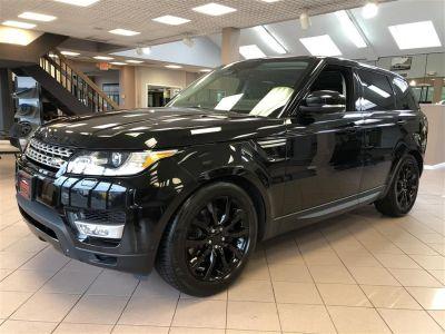 2014 Land Rover Range Rover Sport Supercharged (Barolo Black Metallic)