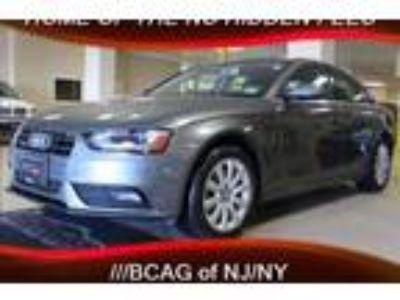 Used 2013 Audi A4 2.0T Premium quattro Sedan