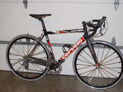 Cervelo R3 Road Bike 2011 FULL Dura Ace 54cm