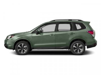 2018 Subaru Forester 2.5i Premium (Jasmine Green Metallic)