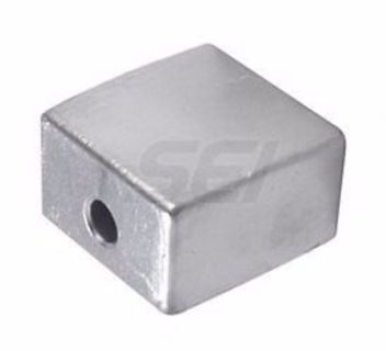 Sell Johnson Evinrude Anode Anode (Anode Is Threaded) 0436745 Outboard Lower Unit EI motorcycle in Hollywood, Florida, United States, for US $9.95