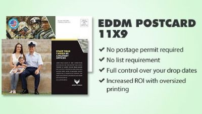 Go for Every Door Direct Mail Services from PrintPapa