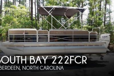 2017 South Bay 222FCR