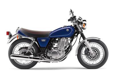 2018 Yamaha SR400 Sport Motorcycles Woodinville, WA
