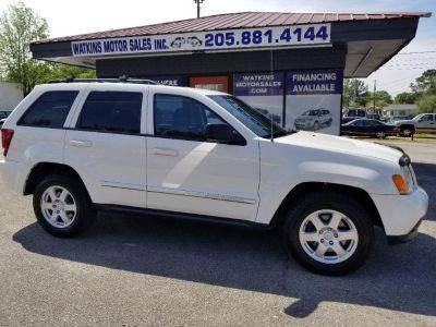 2010 Jeep Grand Cherokee Laredo (White)