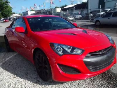 ** 2013 HYUNDAI GENESIS COUPE RSPEC 6-SPEED MANUAL **