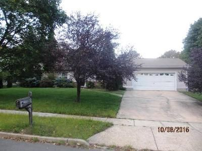 3 Bed 1.5 Bath Foreclosure Property in Trenton, NJ 08638 - Misty Morn Ln