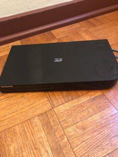 3D Blu-ray DVD player